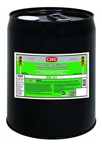 FOOD GRADE SILICONE LUBRICANT 5 GALONES CRC REF: 10380925