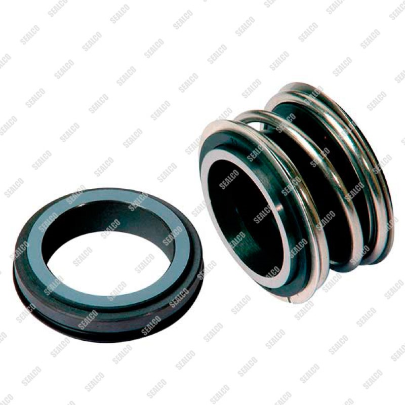 SELLO SEALCO MG-1 TUNGSTENO/SILICIO/VITON DE 25MM