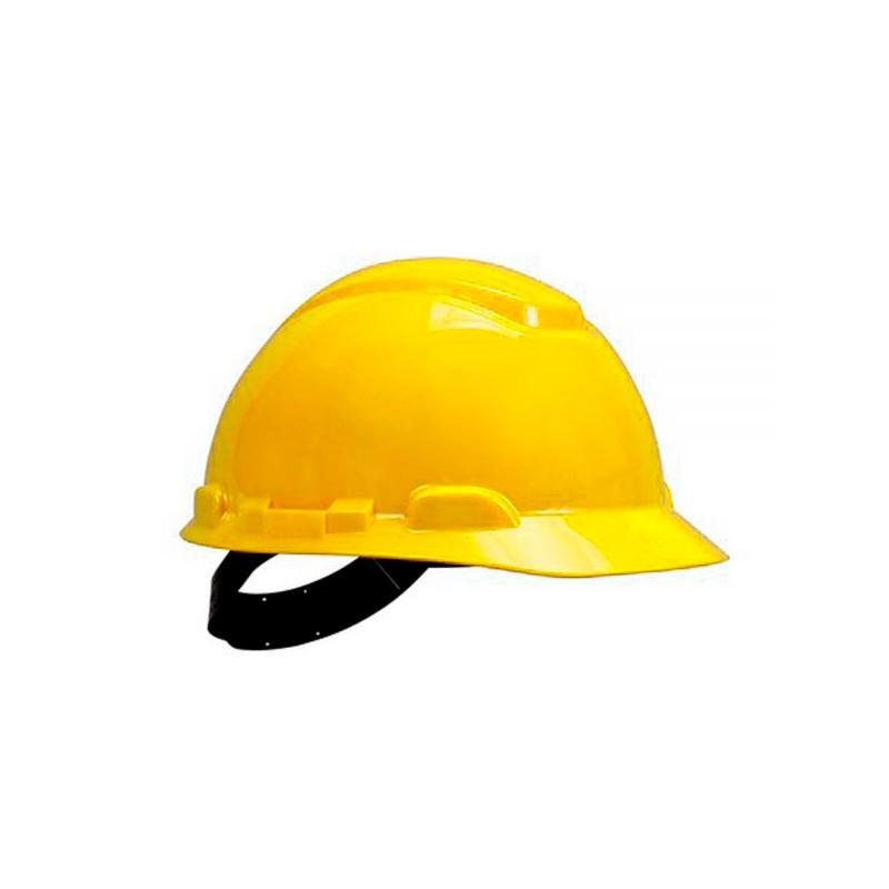 CASCO RACHET COLOR AMARILLO REF: H-702R