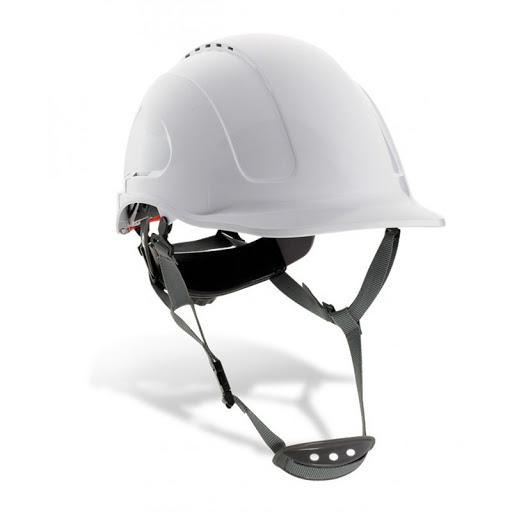 [994010079] CASCO MOUNTAIN TRABAJO ALTURAS ABS COD. 200350270034 BLANCO